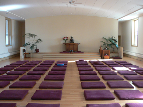 IMS Meditation Hall